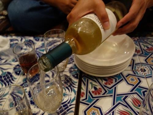 谷中銀座のザクロでウズベキスタン料理お腹いっぱいコース_c0030645_19163745.jpg