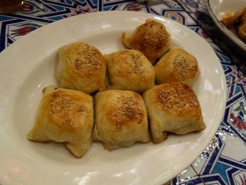 谷中銀座のザクロでウズベキスタン料理お腹いっぱいコース_c0030645_19164394.jpg