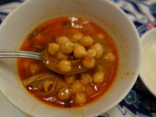 谷中銀座のザクロでウズベキスタン料理お腹いっぱいコース_c0030645_19164941.jpg