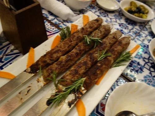 谷中銀座のザクロでウズベキスタン料理お腹いっぱいコース_c0030645_19165897.jpg