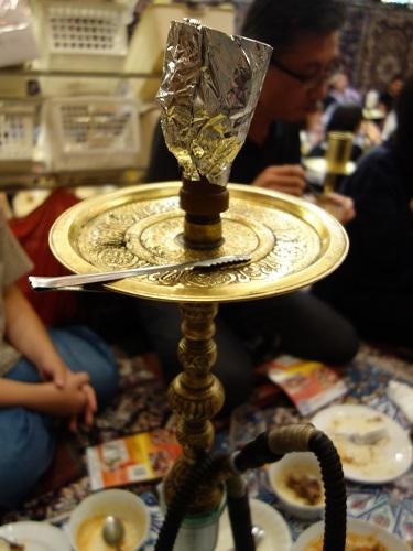 谷中銀座のザクロでウズベキスタン料理お腹いっぱいコース_c0030645_19171075.jpg