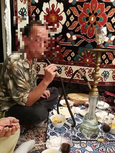 谷中銀座のザクロでウズベキスタン料理お腹いっぱいコース_c0030645_19171345.jpg