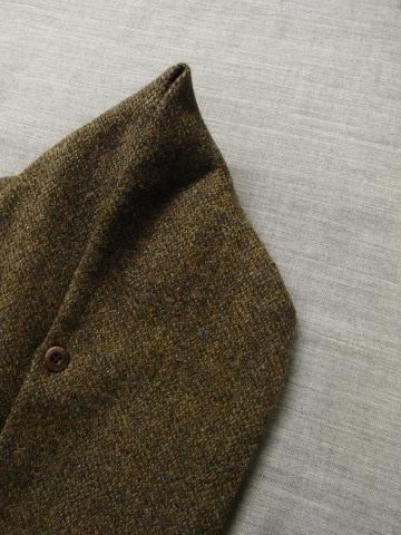 10月の製作 / shetlandwooltweed button-muffler_e0130546_13453807.jpg