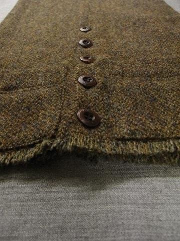 10月の製作 / shetlandwooltweed button-muffler_e0130546_13462228.jpg