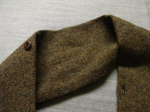 10月の製作 / shetlandwooltweed button-muffler_e0130546_13471959.jpg