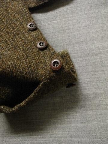 10月の製作 / shetlandwooltweed button-muffler_e0130546_13481092.jpg