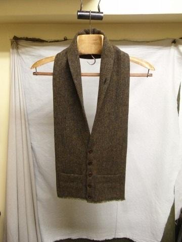10月の製作 / shetlandwooltweed button-muffler_e0130546_13495995.jpg