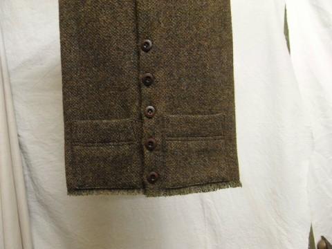 10月の製作 / shetlandwooltweed button-muffler_e0130546_13501258.jpg