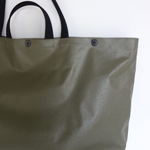 ARTS&CRAFTS : COATED CANVAS GEAR TOTE_a0234452_17463157.jpg
