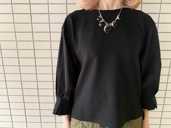 CYNICAL★袖折プリーツpullover★_e0269968_16180108.jpg