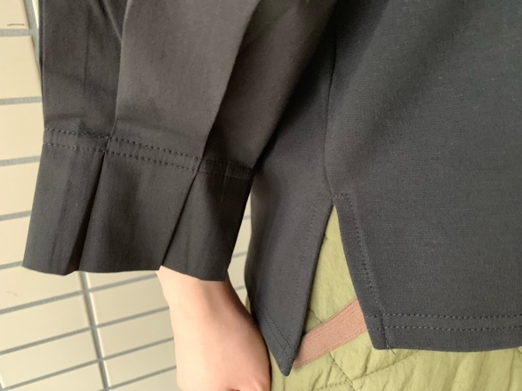 CYNICAL★袖折プリーツpullover★_e0269968_16180881.jpg