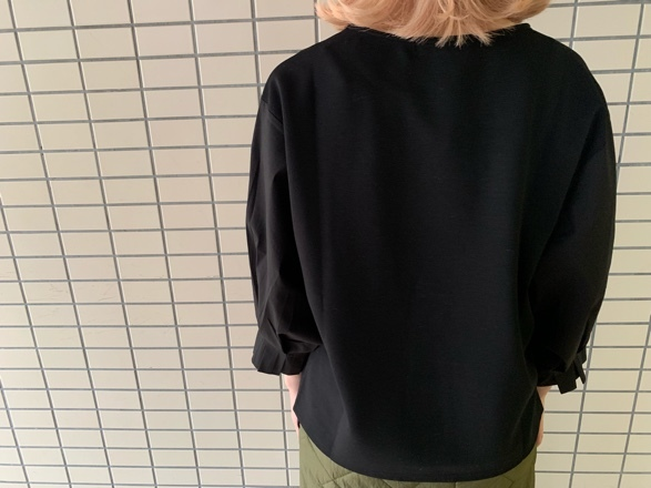 CYNICAL★袖折プリーツpullover★_e0269968_16181052.jpg