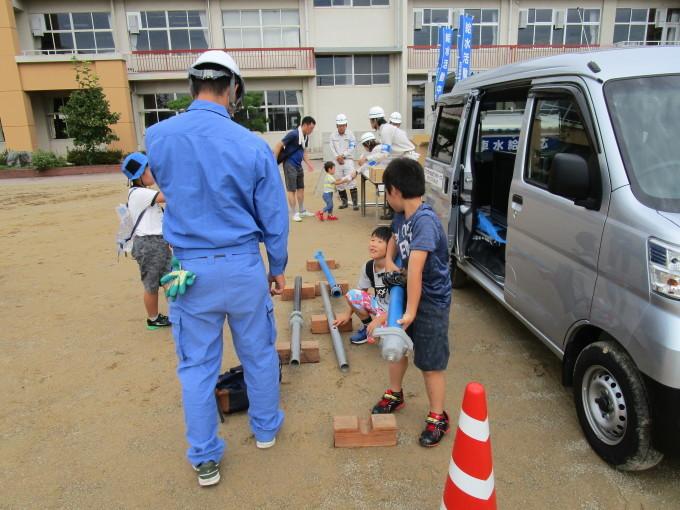 第40回豊山町総合防災訓練に参加しました。_b0203470_09070600.jpg
