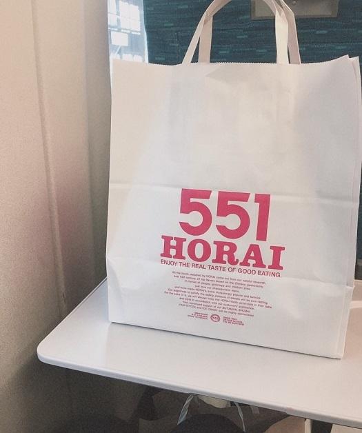 551の焼売・餃子とチーズケーキ(大阪土産)_d0327373_11512937.jpg