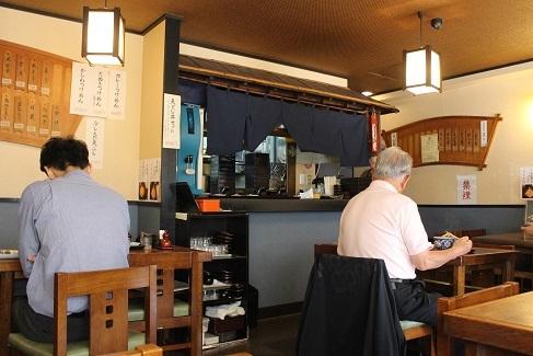 「そば処 幣舞(ぬさまい)」 ふらりと入った蕎麦屋で・・・・・・_f0362073_09241928.jpg