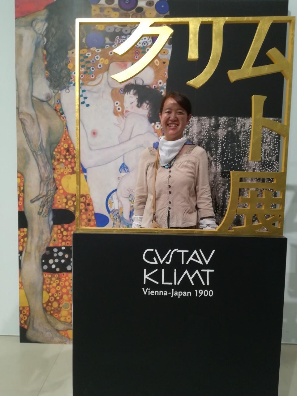 クリムト展と愛知トリエンナーレ_f0047576_10031865.jpg
