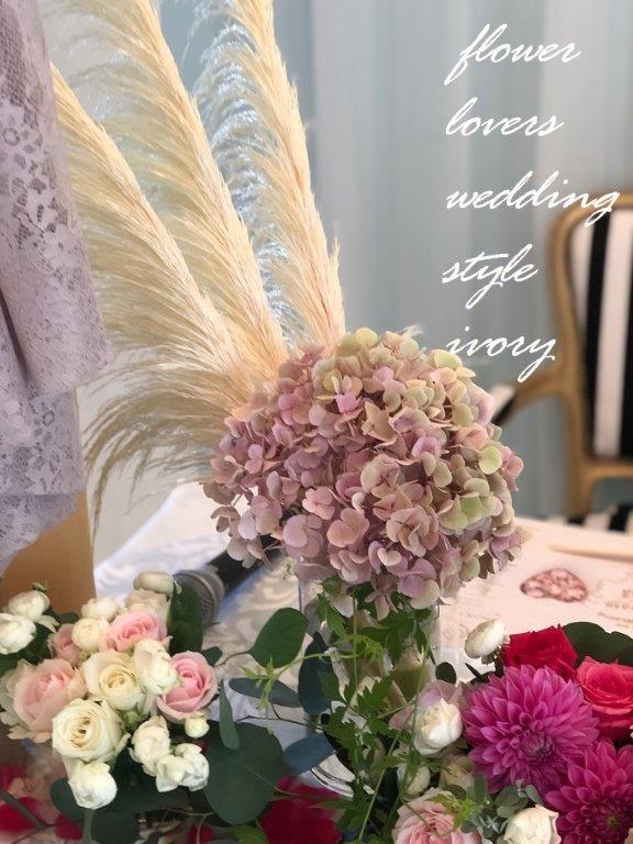 〜週末の婚礼から〜♬_b0094378_18550938.jpeg
