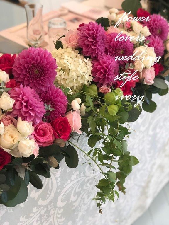 〜週末の婚礼から〜♬_b0094378_18561327.jpeg