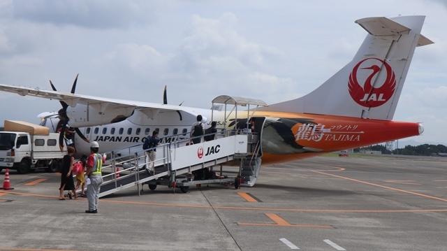 藤田八束の鉄道写真@鹿児島空港には可愛い飛行機がいっぱいです。鹿児島空港から離島めぐり、最近離島めぐりが大人気・・・鉄道も人気上昇中、私は貨物列車が大好き_d0181492_22542974.jpg