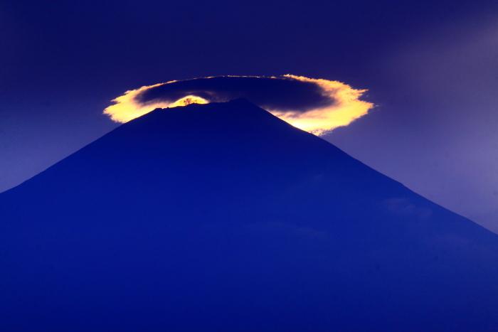 令和元年8月の富士(29)田貫湖の逆さ富士_e0344396_20591647.jpg