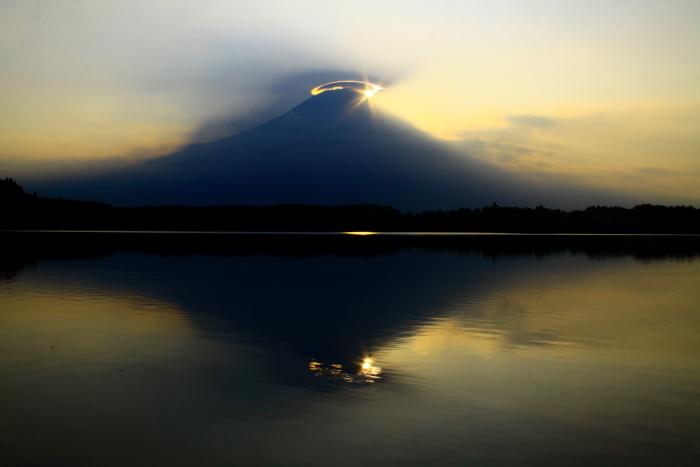 令和元年8月の富士(29)田貫湖の逆さ富士_e0344396_20593892.jpg