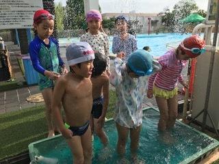 8月16日「荒川自然公園水遊び」_c0315913_10452854.jpeg