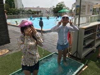 8月16日「荒川自然公園水遊び」_c0315913_10452875.jpeg