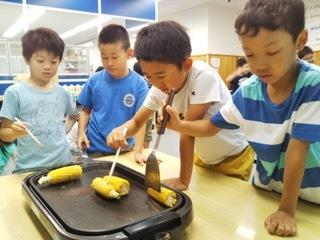 8月21日 『Snack cooking』_c0315913_10560819.jpeg