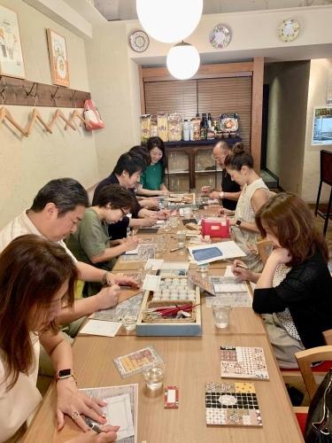 8/31神戸スペインタイル倶楽部_f0149716_18134791.jpeg
