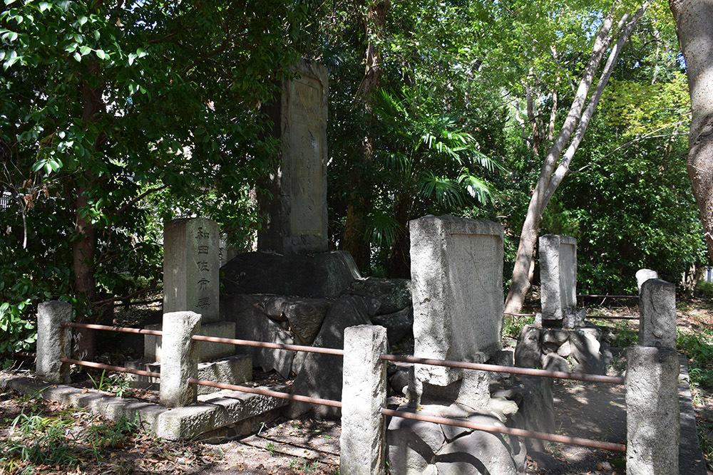 天誅組の足跡を訪ねて。 その3 「錦織神社」_e0158128_14400034.jpg