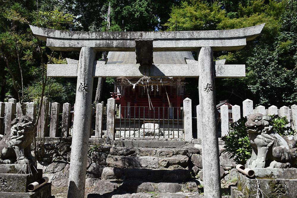 天誅組の足跡を訪ねて。 その7 「岡八幡宮」_e0158128_15435506.jpg