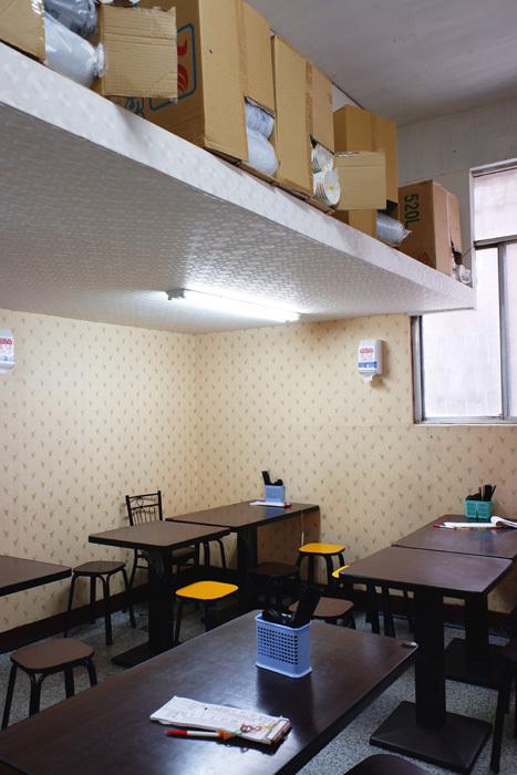 剥皮寮歴史街区と遅い昼食〜台北9_b0175635_10070876.jpg