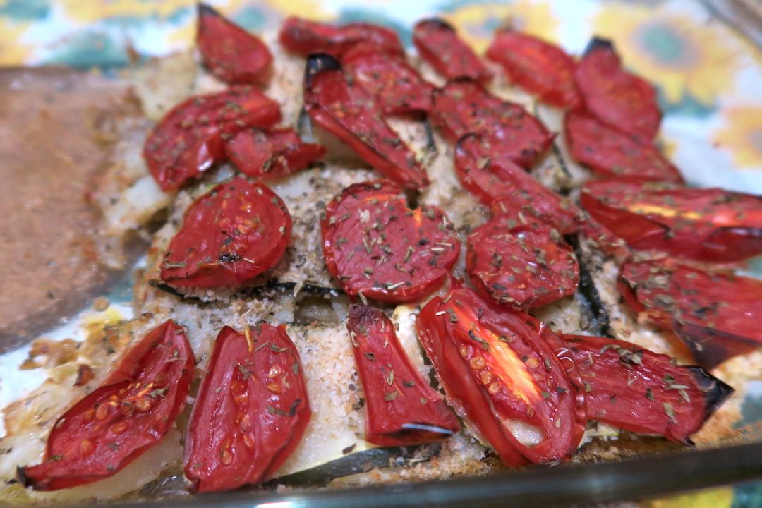 トマトざんまい 瓶づめ・野菜の重ね焼き_f0234936_520364.jpg