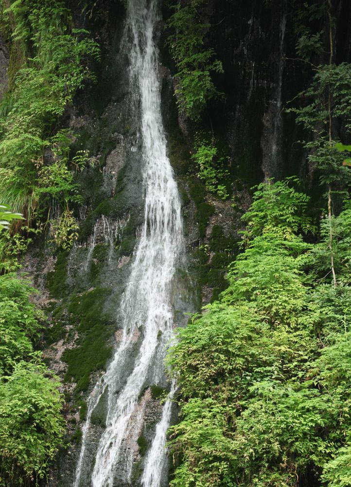 鳥取県 鳥取市国府町 はごろもの滝_c0108146_23523150.jpg