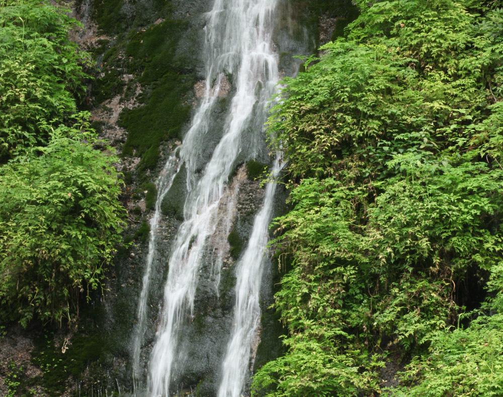 鳥取県 鳥取市国府町 はごろもの滝_c0108146_23524195.jpg