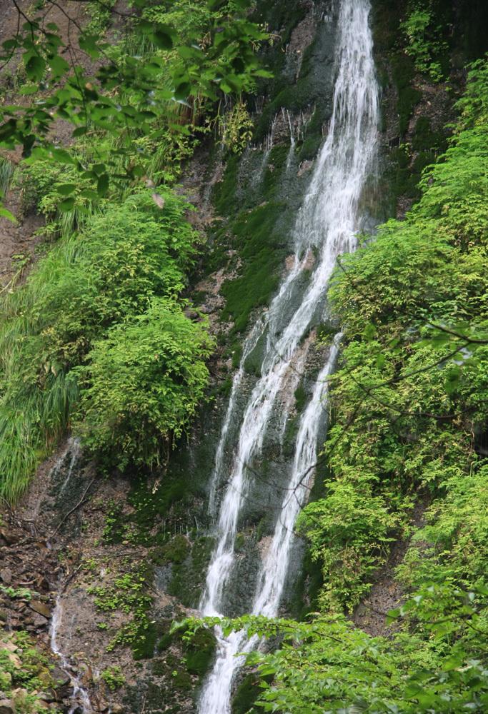 鳥取県 鳥取市国府町 はごろもの滝_c0108146_23525178.jpg