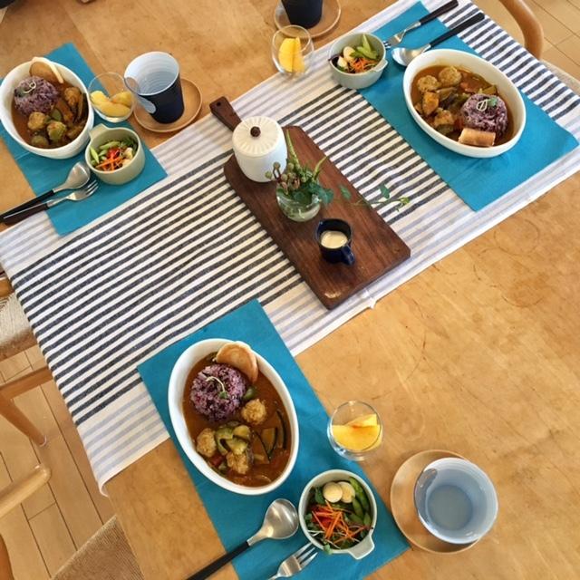 soup curry  息子たちに食べさせたかったメニュー_a0165160_23180946.jpg