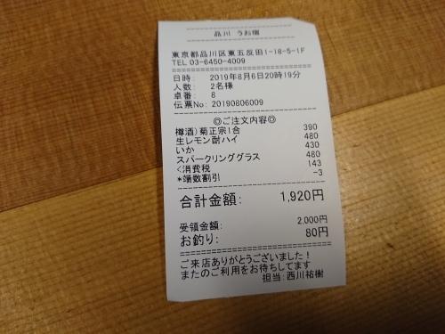 五反田放浪(笑)_c0100865_22245521.jpg
