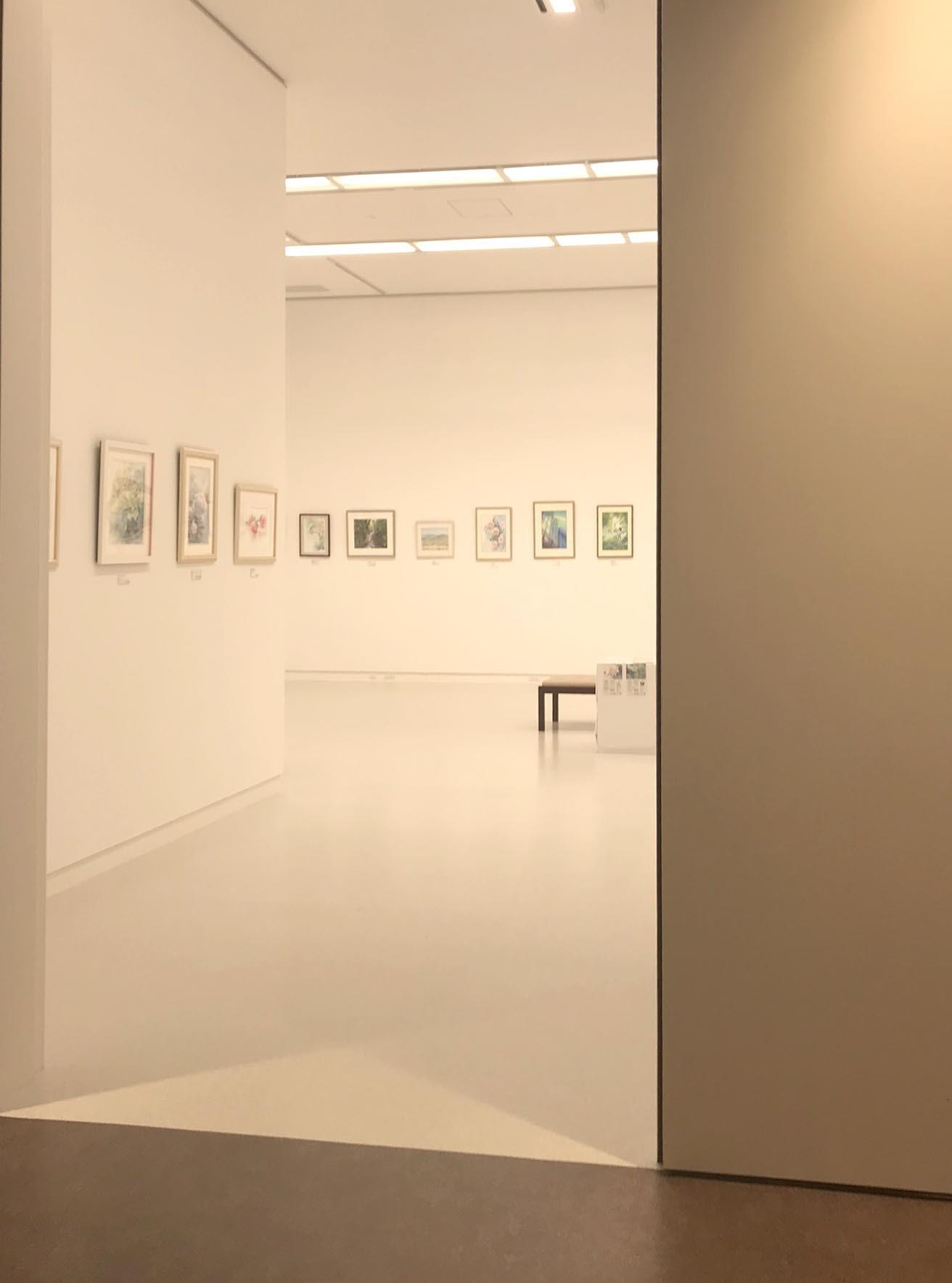 はるさき水彩画教室展 9/3(火)ー9/8(日)_f0176370_18433591.jpeg