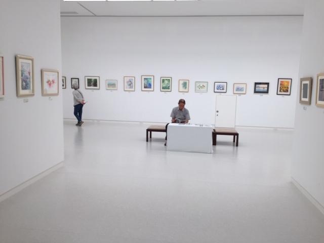 はるさき水彩画教室展 9/3(火)ー9/8(日)_f0176370_18434961.jpg
