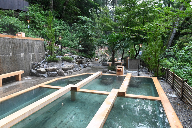 山中温泉 宿泊