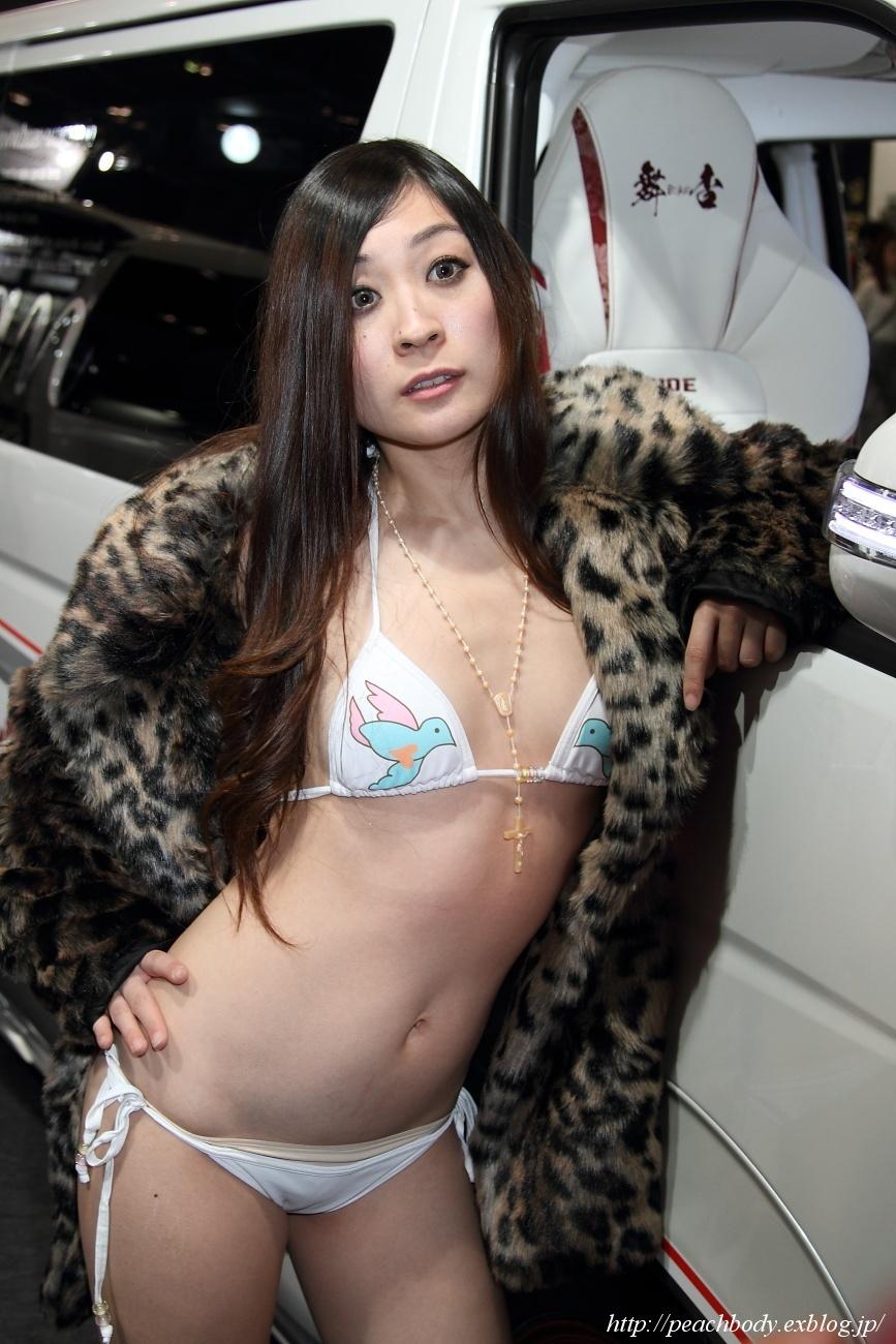 神崎アンナ(ニキドール)さん(カズキオート/舞杏 ブース)_c0215885_19513626.jpg