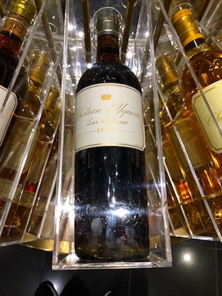 ギャラリーラファイエットのワインカーブ_a0152501_14575188.jpg