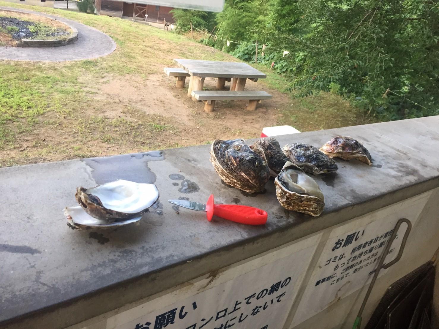 BBQキャンプ@船岡竹林公園_e0115904_03085199.jpg