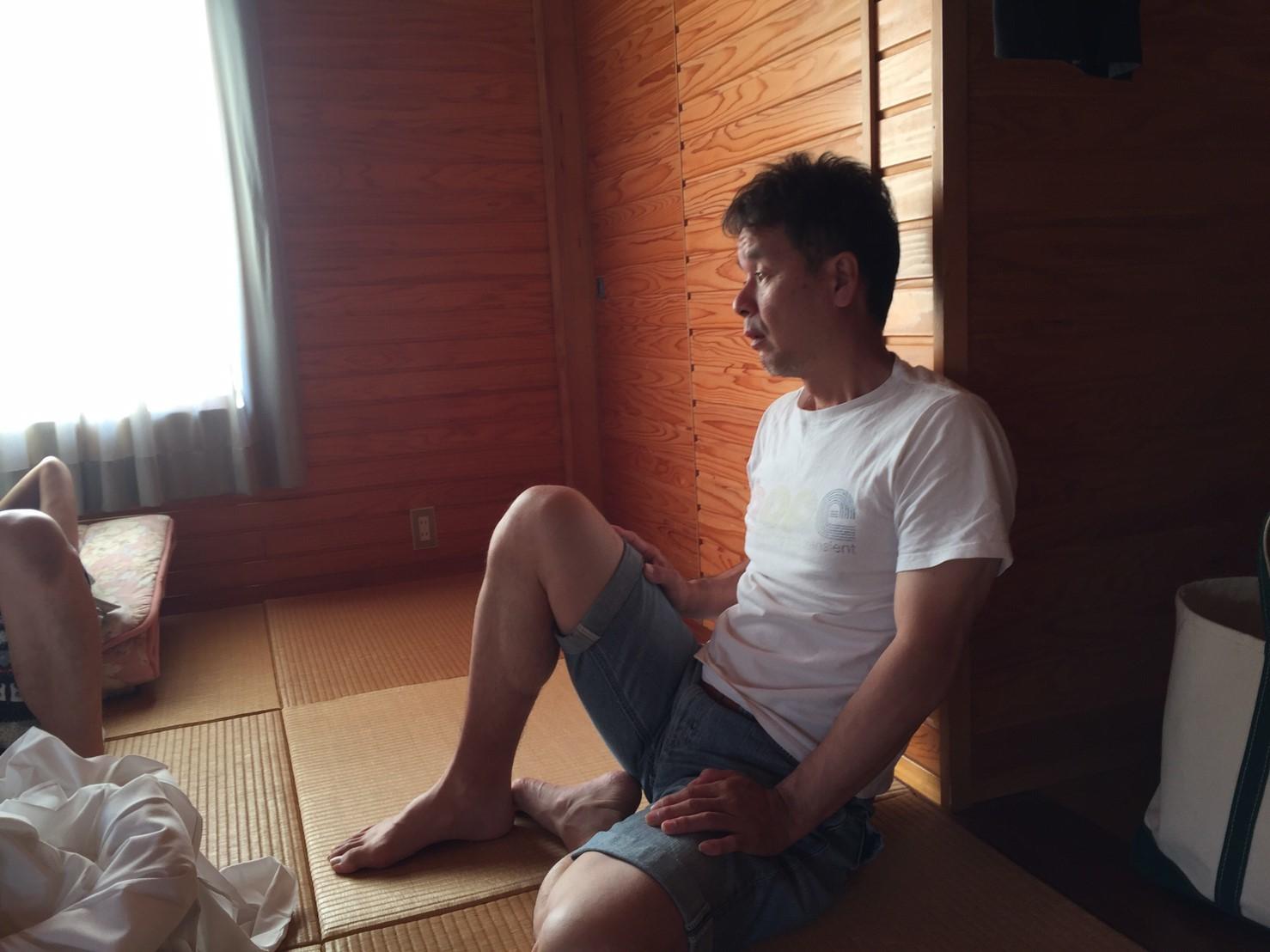 BBQキャンプ@船岡竹林公園_e0115904_04333596.jpg