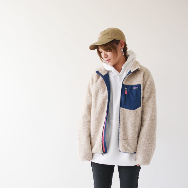 ◯Patagonia [パタゴニア正規代理店] Boys\' Retro-X Jacket [65625] ボーイズ・レトロX・ジャケット(レディース)・LADY\'S_f0051306_16362623.jpg