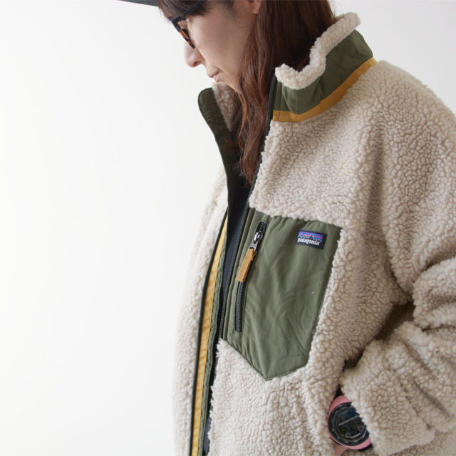 ◯Patagonia [パタゴニア正規代理店] Boys\' Retro-X Jacket [65625] ボーイズ・レトロX・ジャケット(レディース)・LADY\'S_f0051306_16362626.jpg