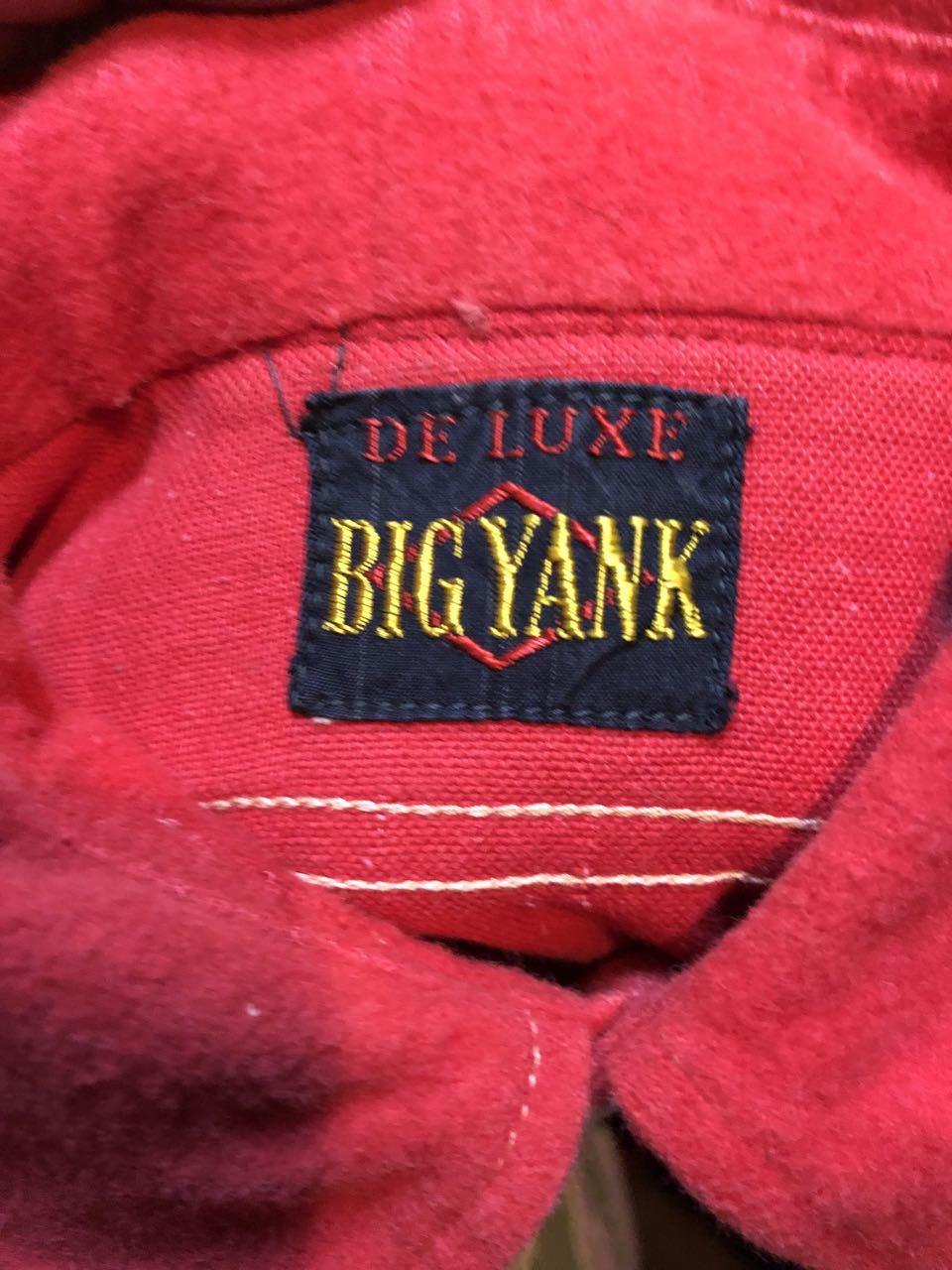 アメリカ仕入れ情報#1 50s BIG YANK シャモアクロス シャツ!_c0144020_09452445.jpg