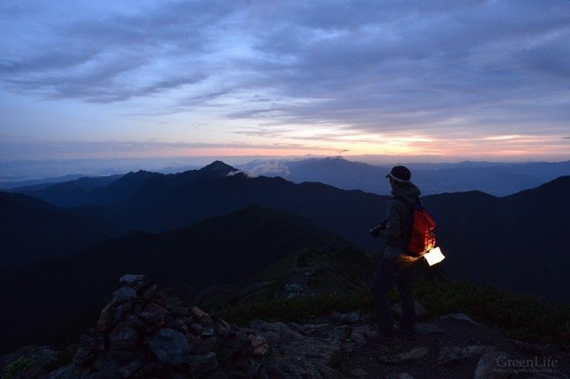 北岳 〜ご来光と富士山〜_f0321522_20052405.jpg