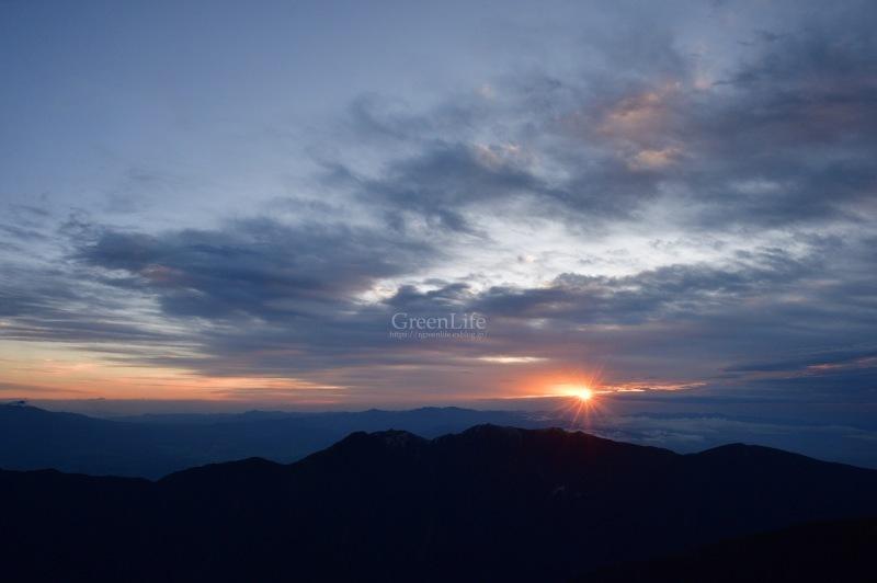 北岳 〜ご来光と富士山〜_f0321522_20112448.jpg